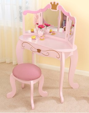 Phenomenal Vanity Tables For Girls Ideas On Foter Lamtechconsult Wood Chair Design Ideas Lamtechconsultcom