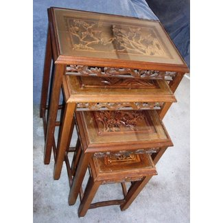 Chinese nesting tables 17