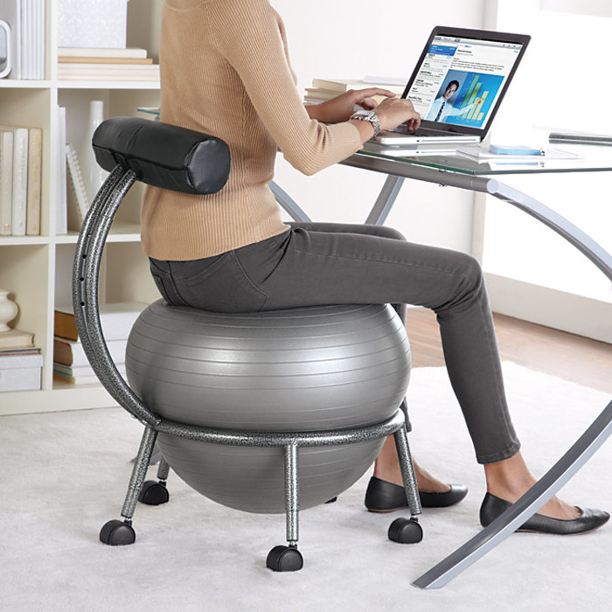 Awesome Computer Desk Chair Design