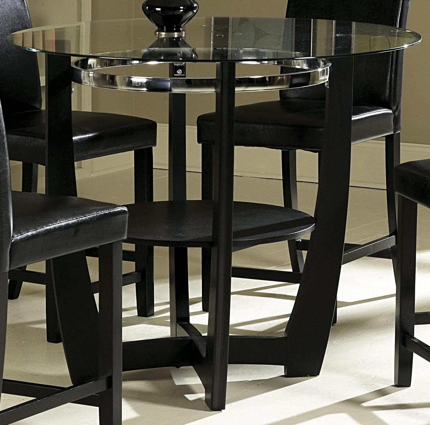 Counter Height Round Dining Table