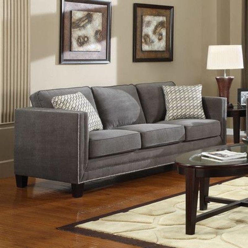 Charmant Cozy Living Room Updates Carlton Sofa