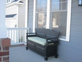 Front porch bench 2