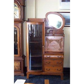 Furniture Secretary Desk Cabinet Ideas On Foter