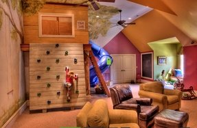 Kids indoor play house