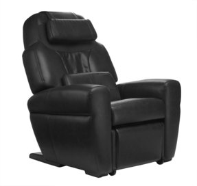 Leather massage recliner 3
