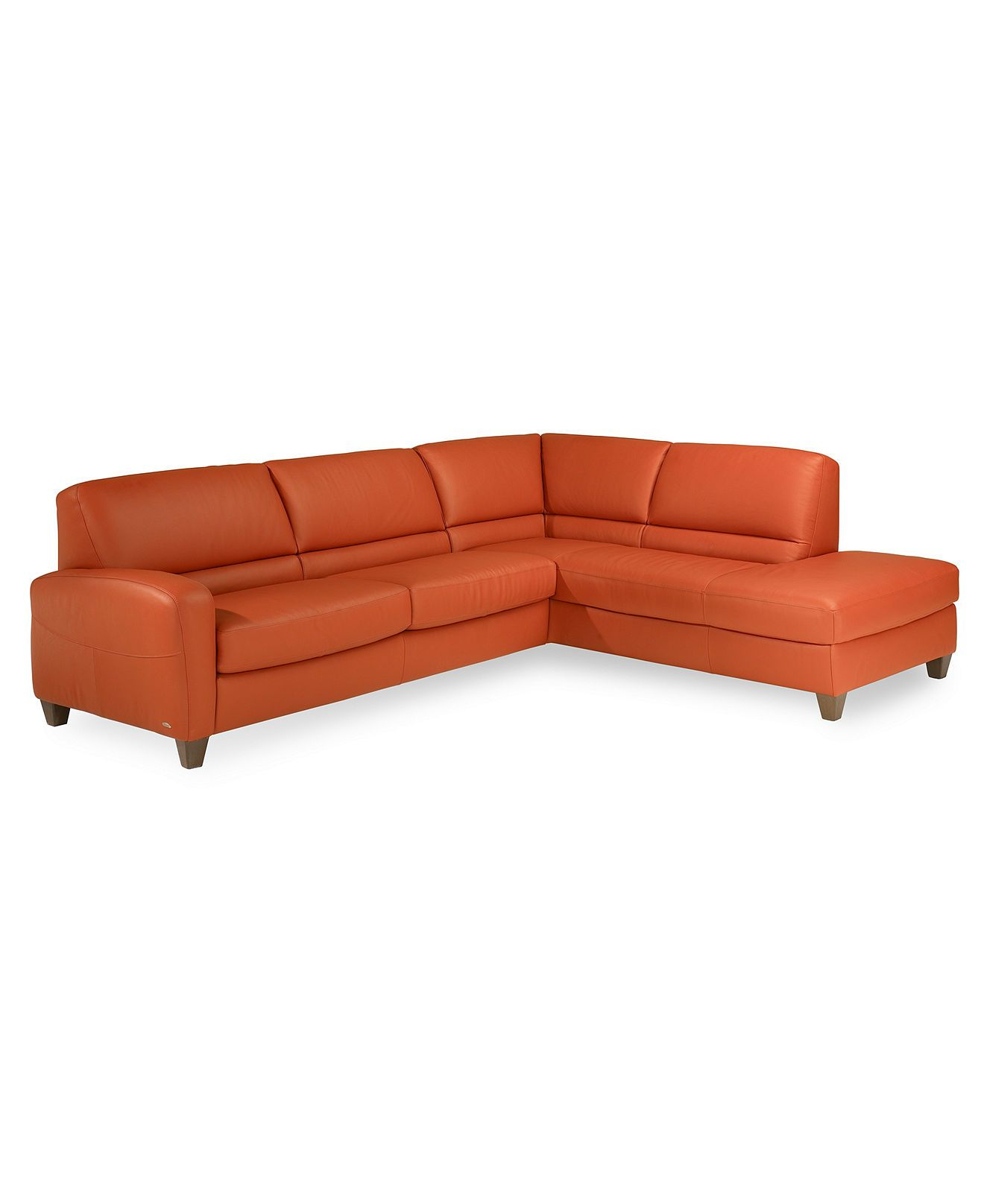 Leather Sectional Sleeper Sofa