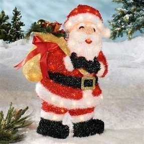 50 Best Outdoor Santa Claus Decorations Ideas On Foter