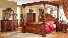 Four Post King Size Bedroom Sets - Ideas on Foter