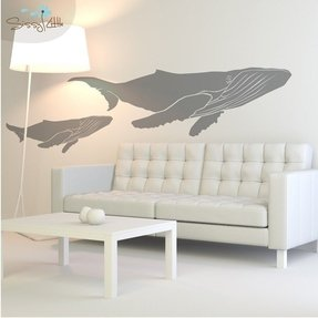 Nautical wall decal 2