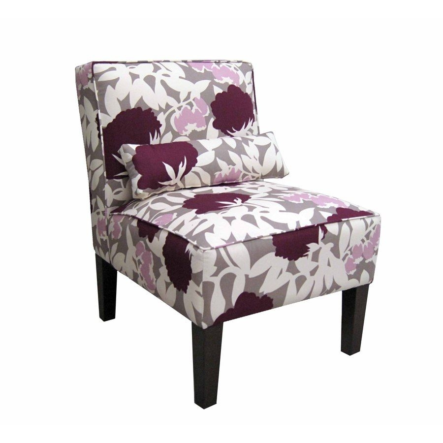 Cool Lavender Accent Chair Concept
