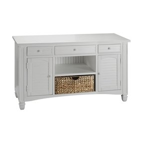 Shabby chic tv console