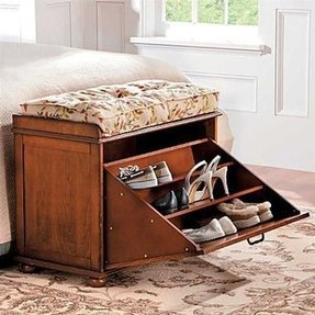 Shoe storage benches 1