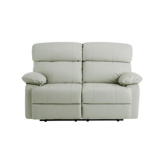 Small reclining sofa
