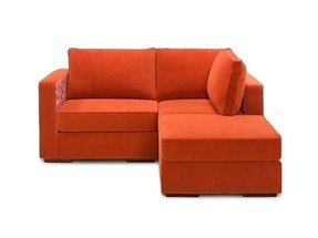 Small sectional chaise