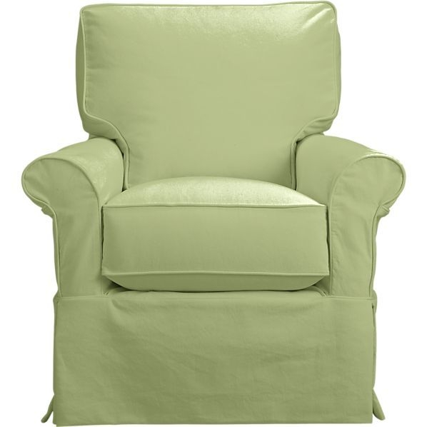 Swivel Glider Rocker Chair 12