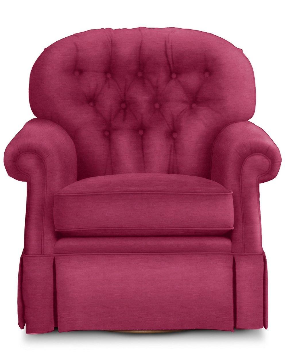 Swivel Glider Rocker Chair