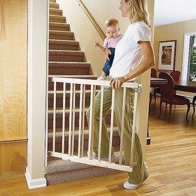 Stairway Pet Gate Foter