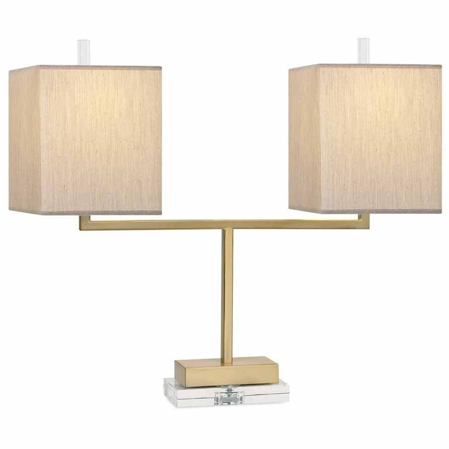 Brass Touch Lamp