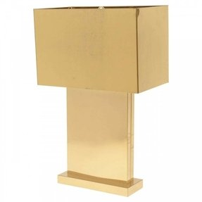 Brass touch table lamp 3