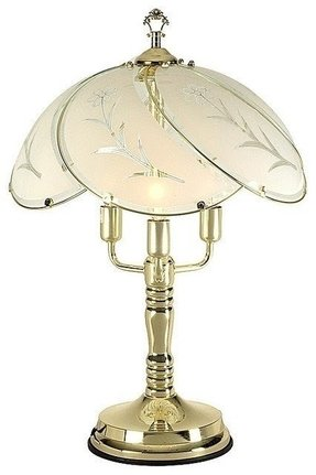 Brass touch table lamp foter brass touch table lamps aloadofball Images