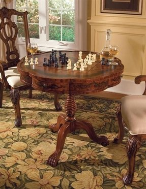 Chess game tables 5