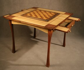 Chess game tables 9