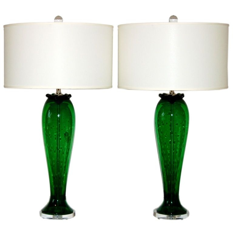 Glass Murano Table Lamp 6