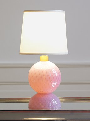 Glass murano table lamp foter murano glass table lamp 8 murano lamp aloadofball Gallery