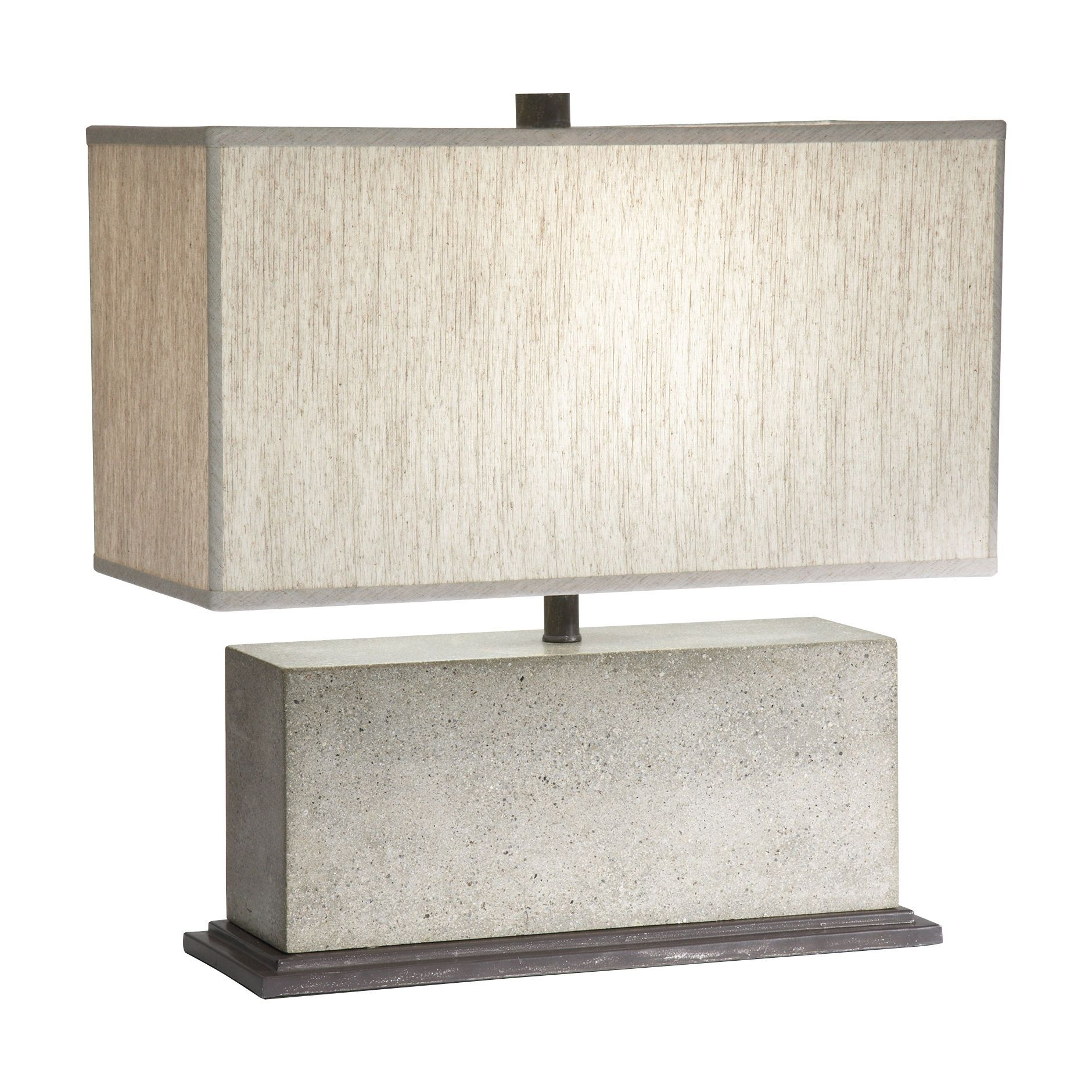 Rectangular Shade Floor Lamp 1