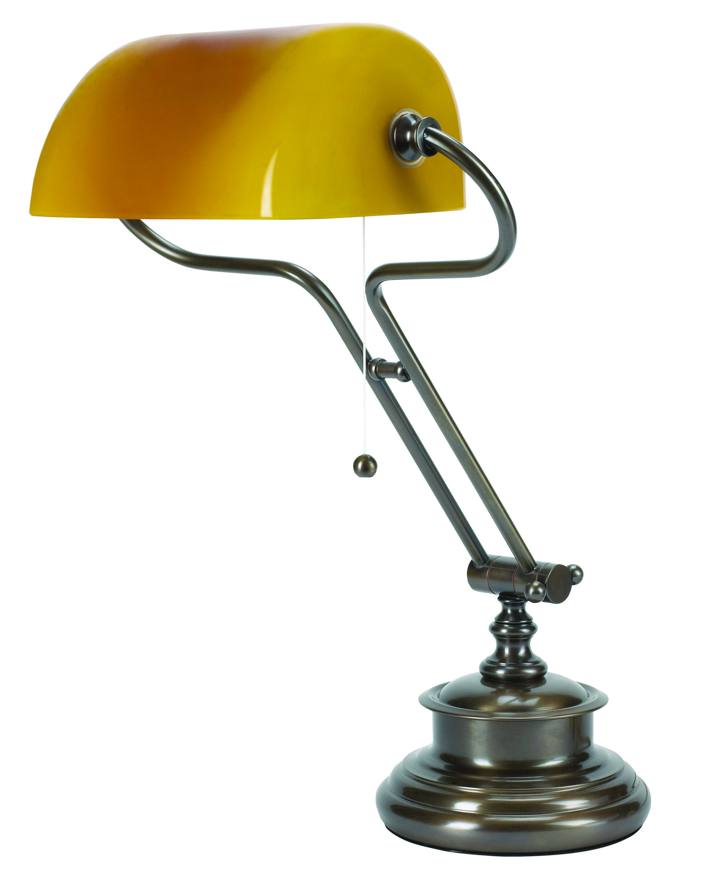 Traditional Bankers Lamp 1