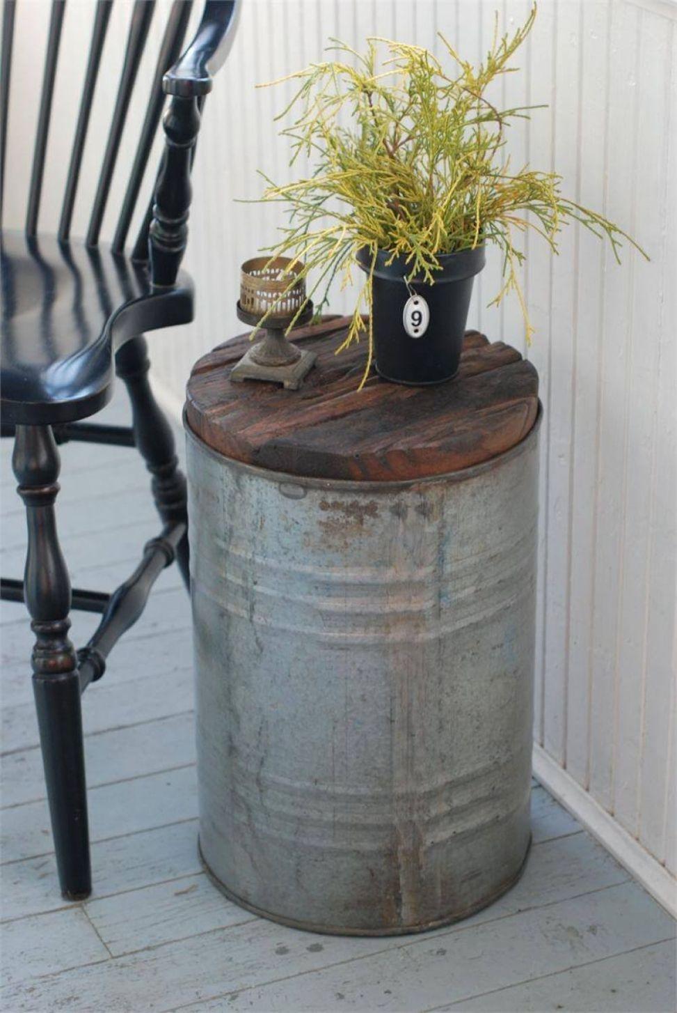 Tree Log Coffee Table