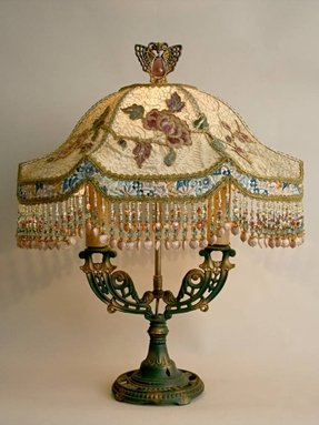 Victorian style table lamps