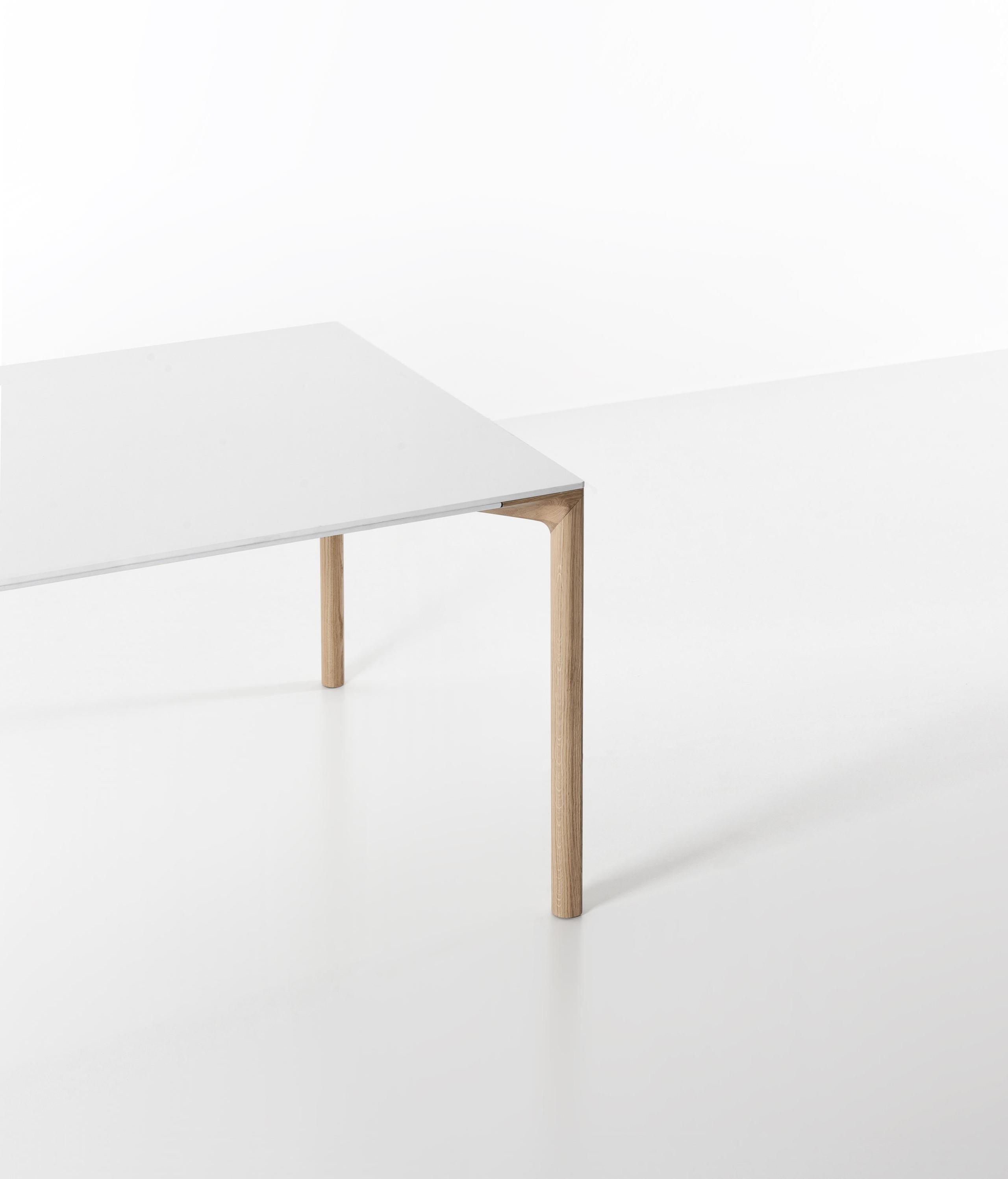 White Laminate Dining Table Foter