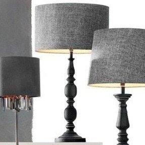 Black Wrought Iron Table Lamp Ideas