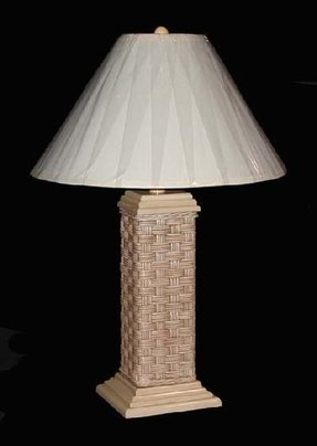 Wicker Table Lamp Ideas On Foter