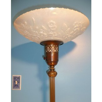 Antiques Torchiere Floor Lamp Foter