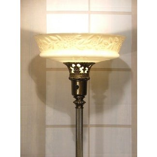 Antique Floor Lamps Marble Base