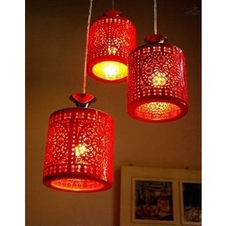 Asian Hanging Lamps Ideas On Foter