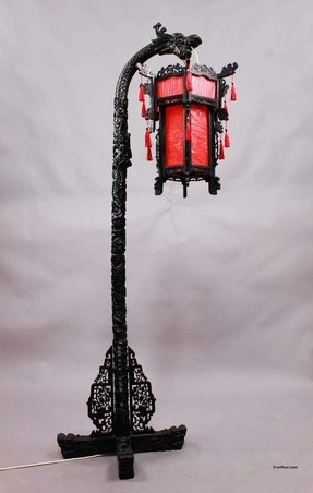 Chinese floor lamps 1