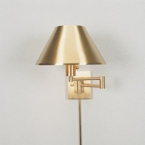 Double swing arm wall lamp 34