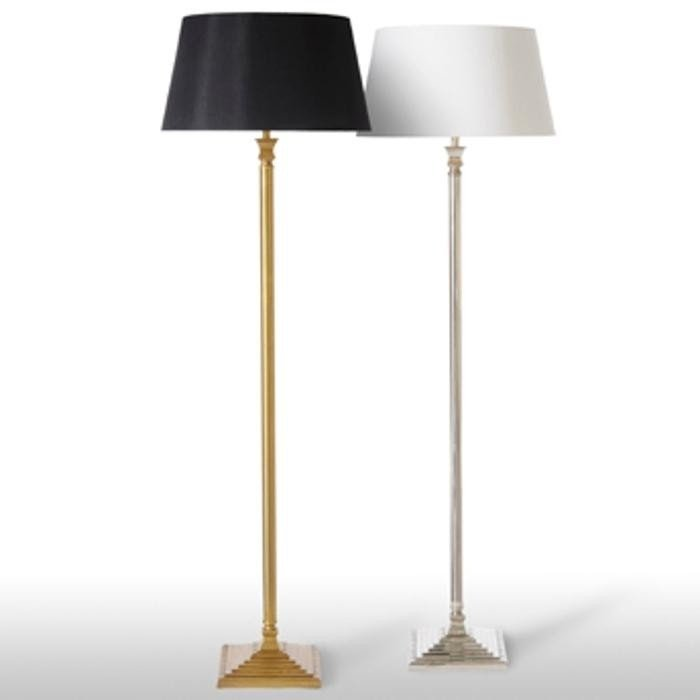 Gold Lined Lamp Shade
