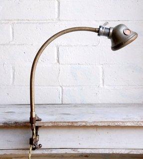 Clamp Desk Lamp Foter