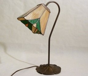 Lily pad table lamp 17