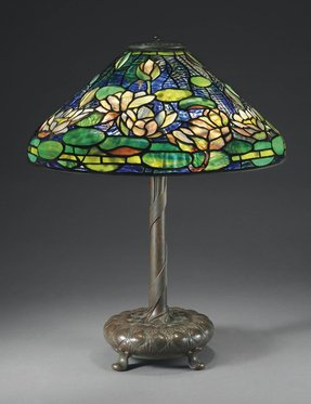 Lily Tiffany Table Lamp Foter