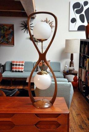 Mid Century Modern Lamps 7