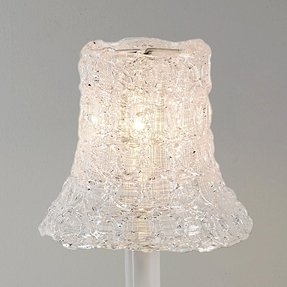 Mini chandelier lamp shades 2