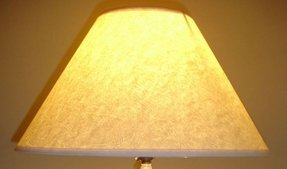 Parchment lamp shades foter parchment lamp shade 2 aloadofball Gallery