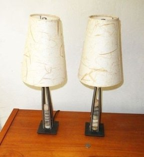 River Rock Table Lamp Ideas On Foter