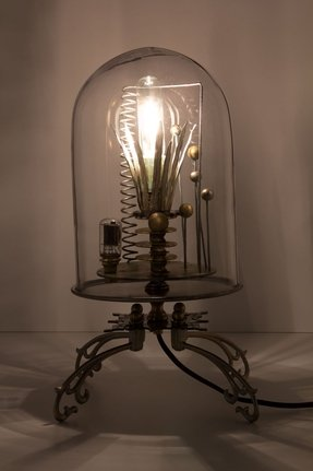 Sculpture Table Lamp Foter