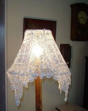 Shabby Chic Lamp Shade Ideas On Foter